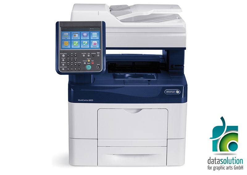 Xerox WorkCentre™ 6655